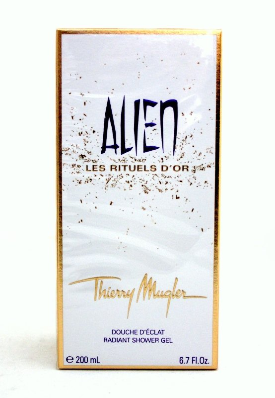 Thierry Mugler Alien Les Rituels D or Shower Gel