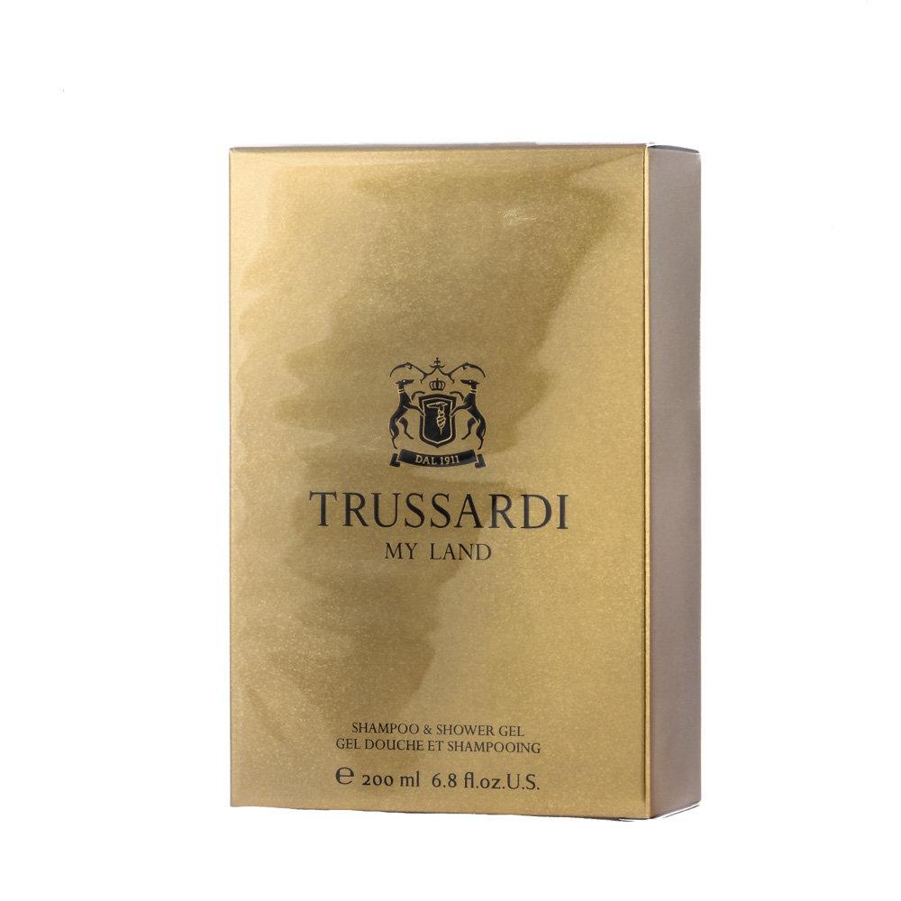 Trussardi My Land Shower Gel