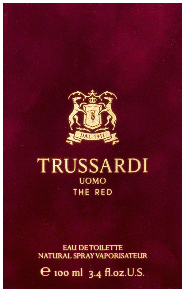 Trussardi Uomo The Red Eau de Toilette