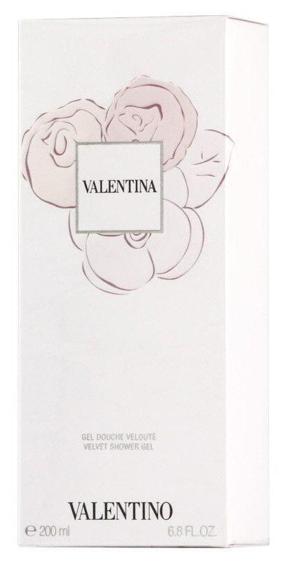Valentino Valentina Bath & Shower Gel