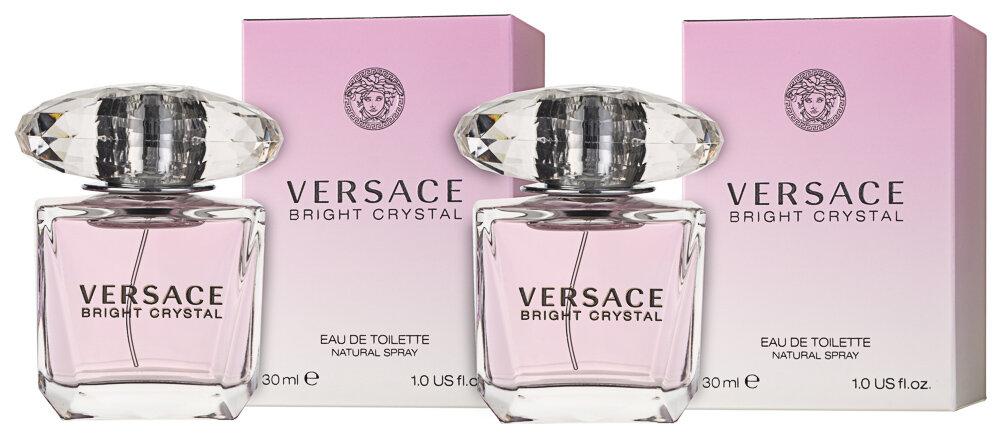 Versace Bright Crystal EDT Geschenkset