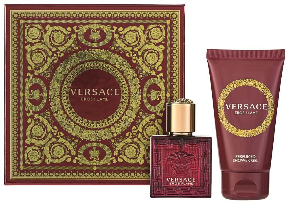 Versace Eros Flame EDP Geschenkset