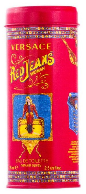 Versace Red Jeans Eau de Toilette