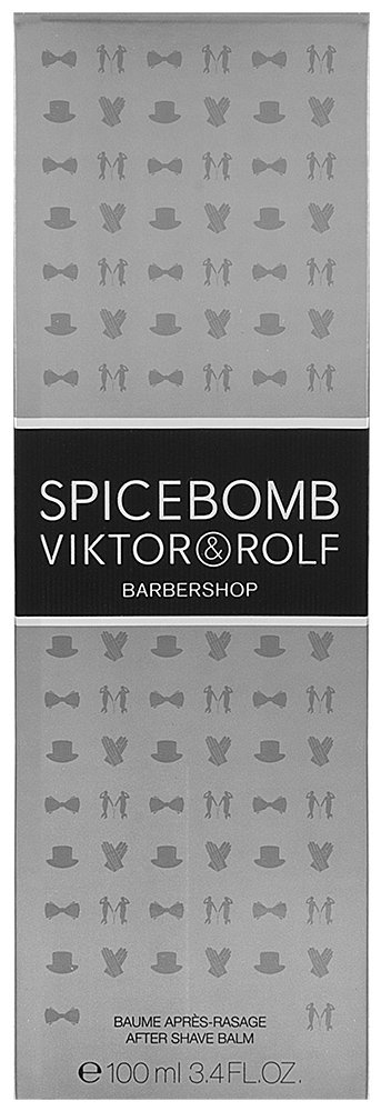 Viktor & Rolf Spicebomb After Shave Balm