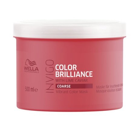 Wella Professionals Invigo Color Brilliance Haarmaske Coarse