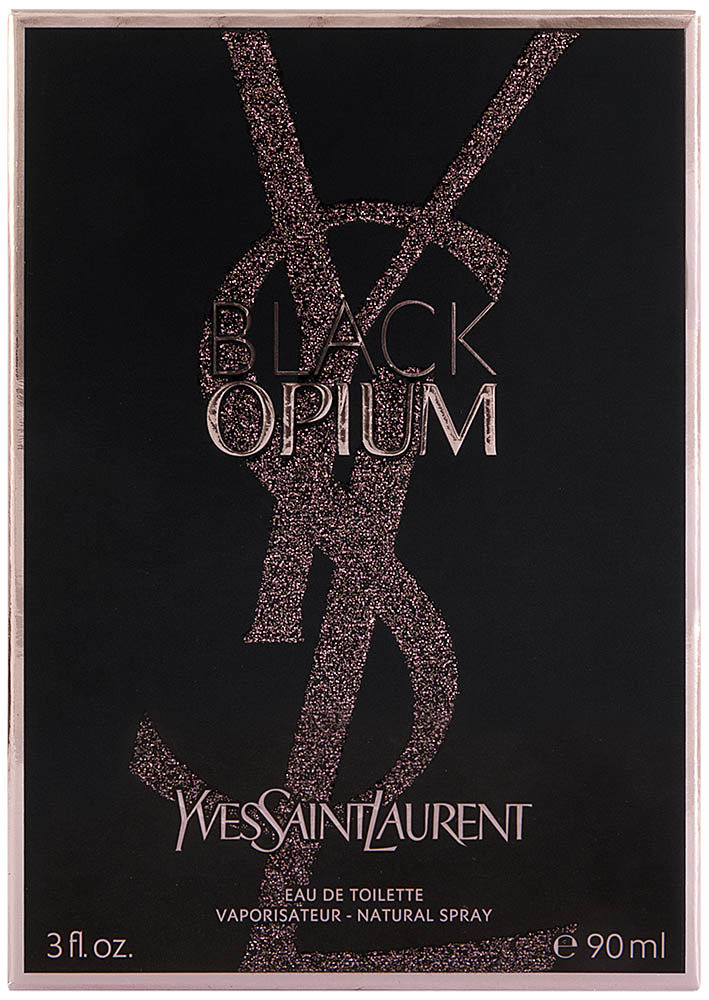Yves Saint Laurent Black Opium Eau de Toilette