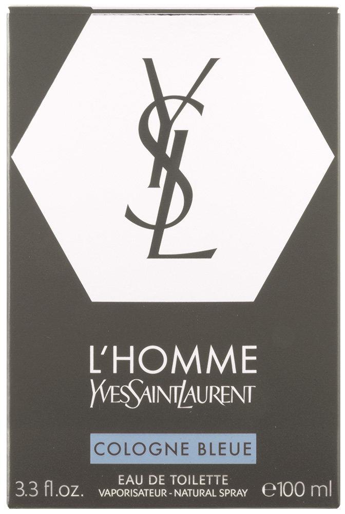 Yves Saint Laurent L`Homme Cologne Bleue Eau de Toilette