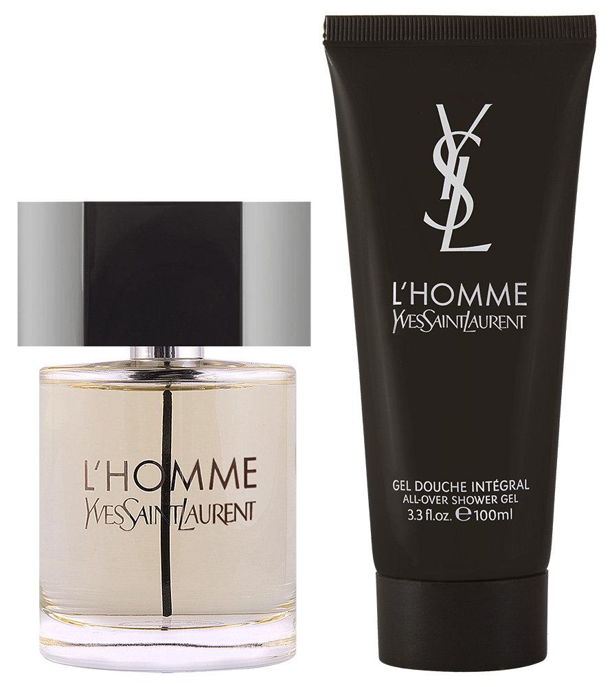 Yves Saint Laurent L`Homme EDT Geschenkset