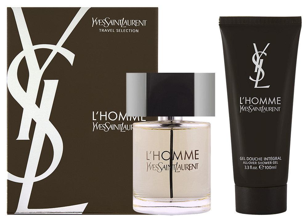 Yves Saint Laurent L`Homme Geschenkset