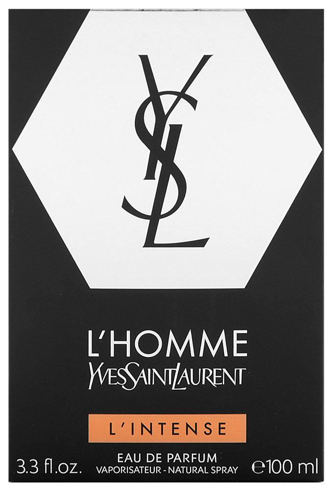 Yves Saint Laurent L`Homme Intense Eau de Parfum