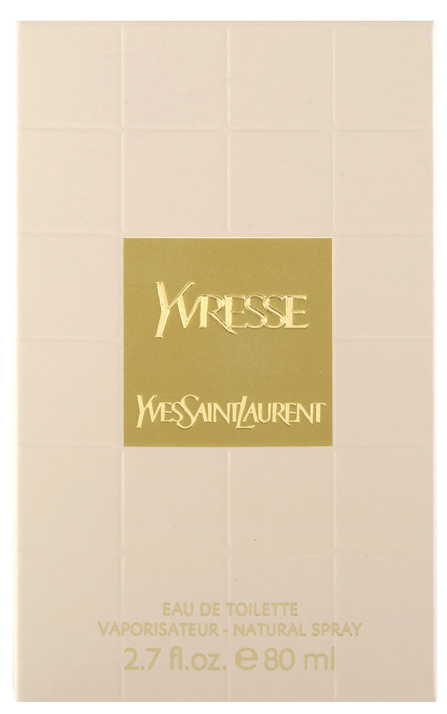 Yves Saint Laurent La Collection Yvresse Eau de Toilette