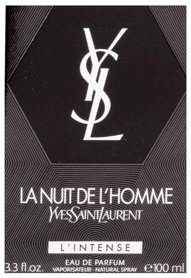 Yves Saint Laurent La Nuit de L Homme L Intense Eau de Parfum