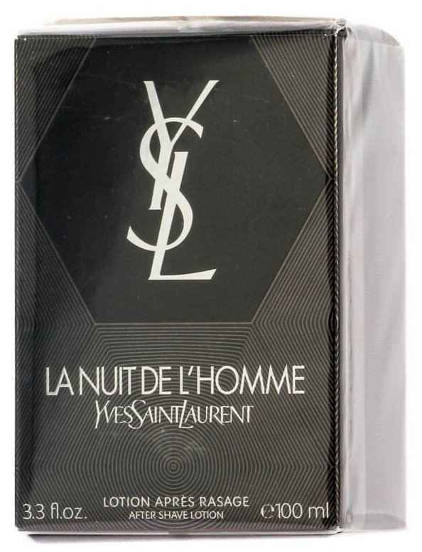 Yves Saint Laurent La Nuit De L'Homme Aftershave