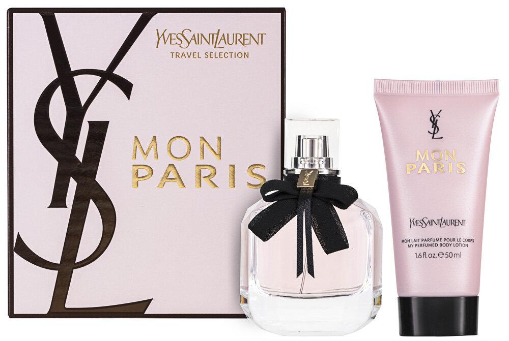 Yves Saint Laurent Mon Paris EDP Geschenkset