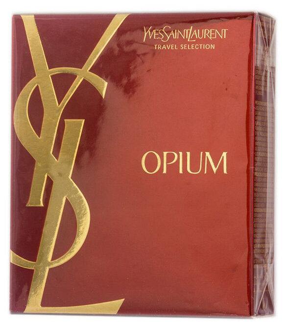 Yves Saint Laurent Opium Geschenkset