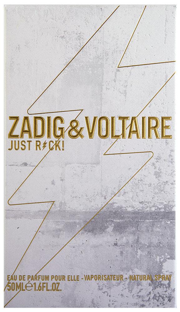 Zadig & Voltaire Just Rock! for Her  Eau de Parfum