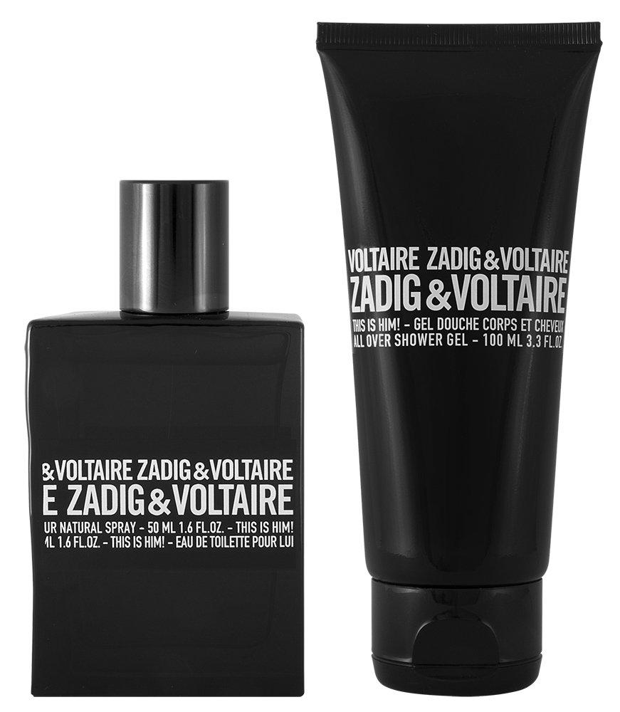 Zadig & Voltaire This is Him Geschenkset
