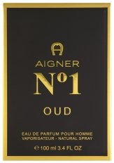 Aigner No. 1 Oud Eau de Parfum