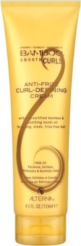Alterna Bamboo Smooth Curls Anti-frizz Curl-defining Cream
