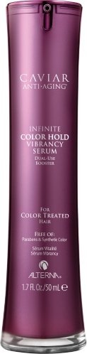 Alterna Caviar Infinite Color Hold Vibrancy Serum Dual Use Booster