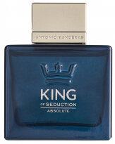 Antonio Banderas King of Seduction Absolute Eau de Toilette