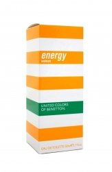 Benetton Energy Eau de Toilette