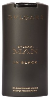 Bvlgari Man in Black Bath & Shower Gel