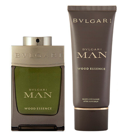 Bvlgari Man Wood Essence EDP Geschenkset