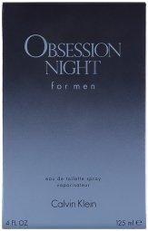 Calvin Klein Obsession Night for Men Eau de Toilette