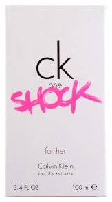 Calvin Klein One Shock for Her Eau de Toilette