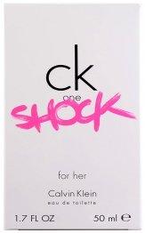 Calvin Klein One Shock for Her Eau de Toilette