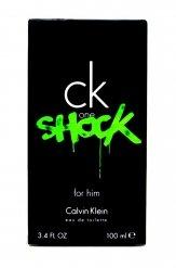Calvin Klein One Shock for Him Eau de Toilette