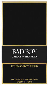 Carolina Herrera Bad Boy Eau de Toilette