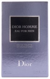 Christian Dior Homme Eau For Men Eau de Toilette