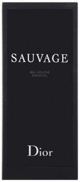 Christian Dior Sauvage Showergel