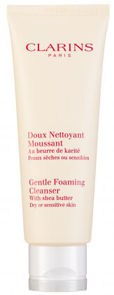 Clarins Gentle Foaming Cleanser Make-up-Entferner