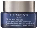 Clarins Multi-Active Nuit Crème Premières Rides Revitalisante Nachtcreme