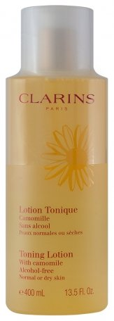 Clarins Toning Lotion With Camomile Alcohol free