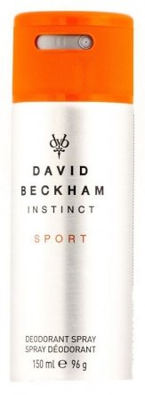 David Beckham Instinct Sport Deodorant Spray