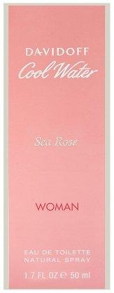 Davidoff Cool Water Sea Rose Eau De Toilette