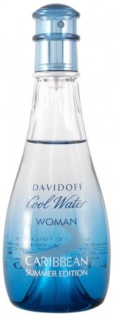 Davidoff Cool Water Woman Caribbean Summer 2018 Eau de Toilette