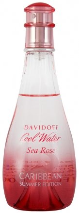 Davidoff Cool Water Woman Sea Rose Caribbean Summer Eau de Toilette