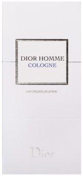 Dior Homme Cologne 2013 Eau De Toilette