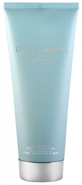 Dolce & Gabbana Light Blue Bath & Duschgel