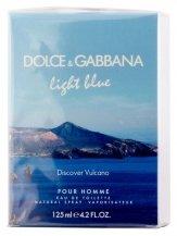Dolce & Gabbana Light Blue Discover Vulcano Pour Homme Eau de Toilette