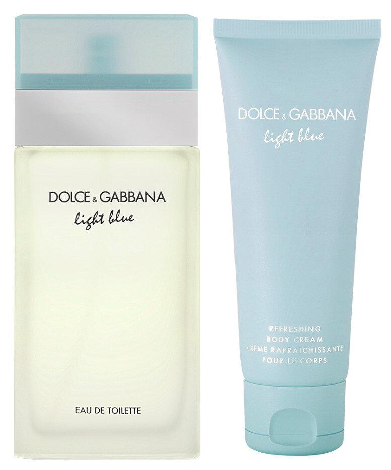 Dolce & Gabbana Light Blue EDT Geschenkset