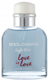 Dolce & Gabbana Light Blue Love Is Love Pour Homme Eau De Toilette