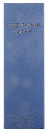 Dolce & Gabbana Light Blue Refreshing Body Cream