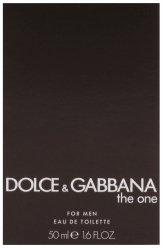 Dolce & Gabbana The One Pour Homme  Eau de Toilette