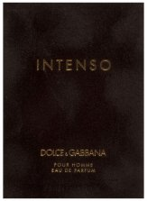 Dolce&Gabbana Pour Homme Intenso Eau de Parfum